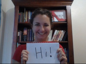 Jessica Everingham Writing says hi!
