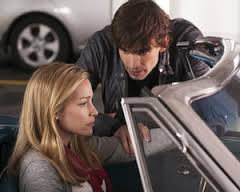 Annie and Auggie's partnership as workmates in the CIA is central to the TV show Covert Affairs.