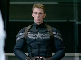 Captain America is courageous, and a babe.