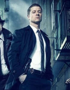 Jim Gordon in 'Gotham'.