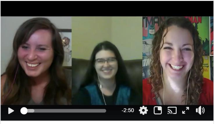 New StoryNerds podcast and vlog episode with suspense author Angela Carlisle.