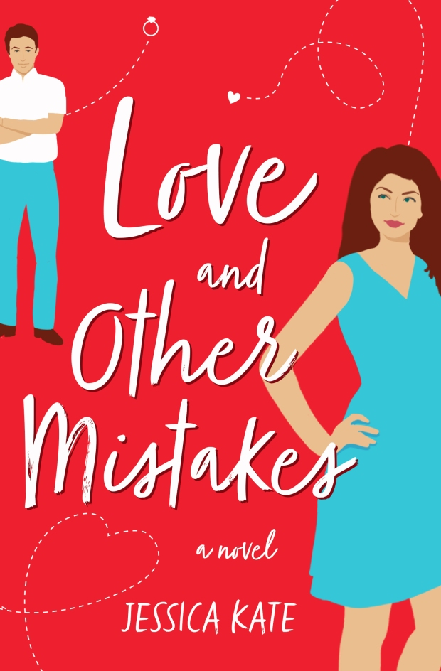Love and Other Mistakes book cover