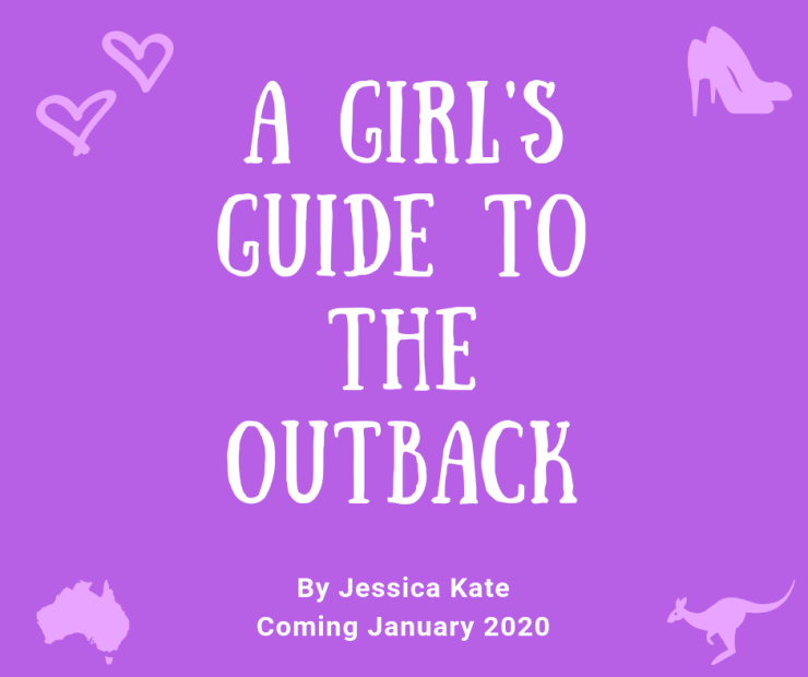 Romantic comedy 'A Girl's Guide to the Outback' by Australian inspirational author Jessica Kate
