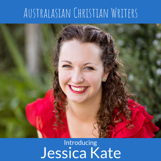 Sassy inspirational romance author Jessica Kate
