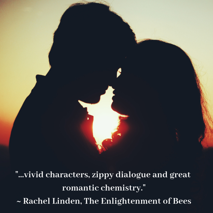 Rachel Linden endorses Jessica Kate's The Kiss Dare.