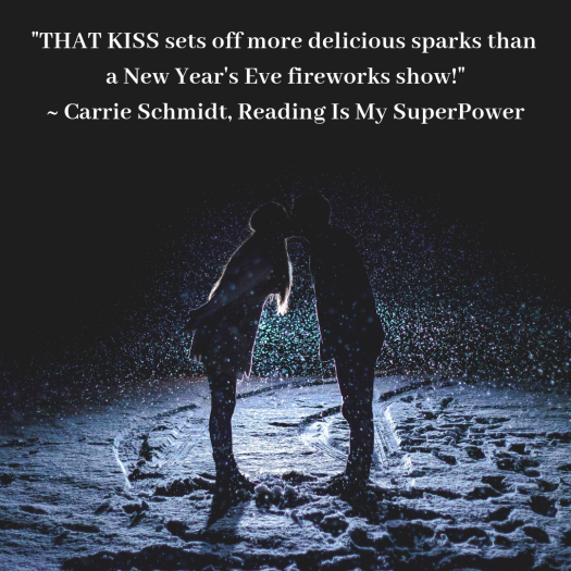 Carrie Booth Schmidt endorses Jessica Kate's The Kiss Dare.