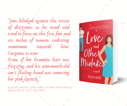 Love and Other Mistakes by Jessica Kate